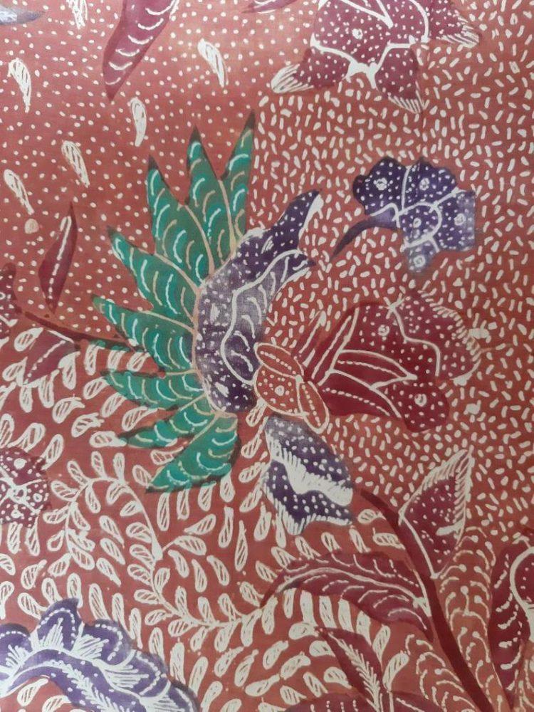 motif batik bunga untuk gambar
