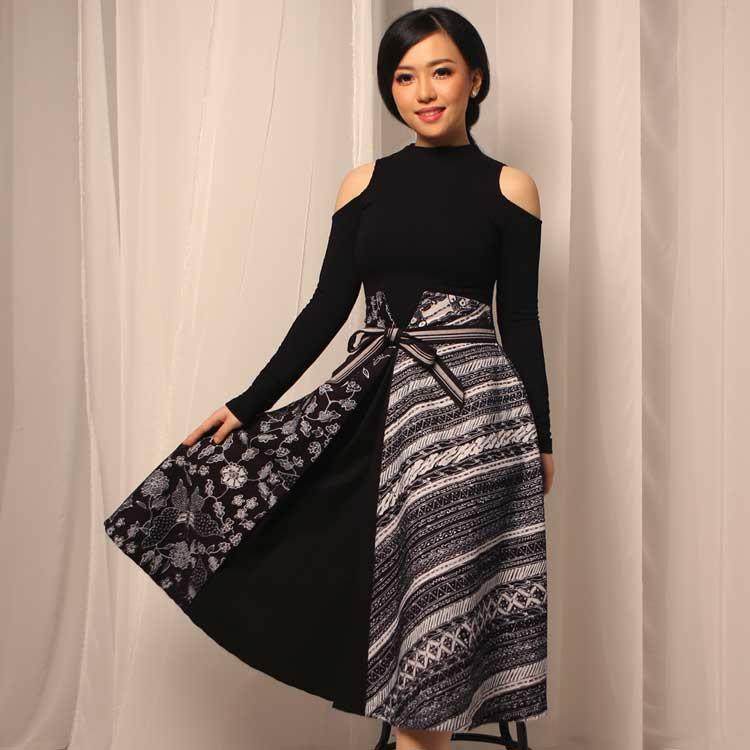 √ 30+ Model Baju Batik Wanita Terbaru 2019 (Modern   Formal) 3cda228acd