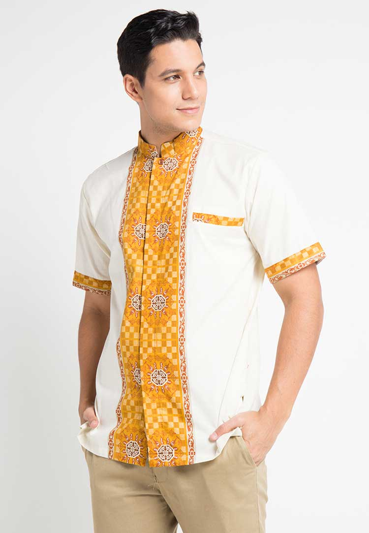 model baju batik muslim tunik