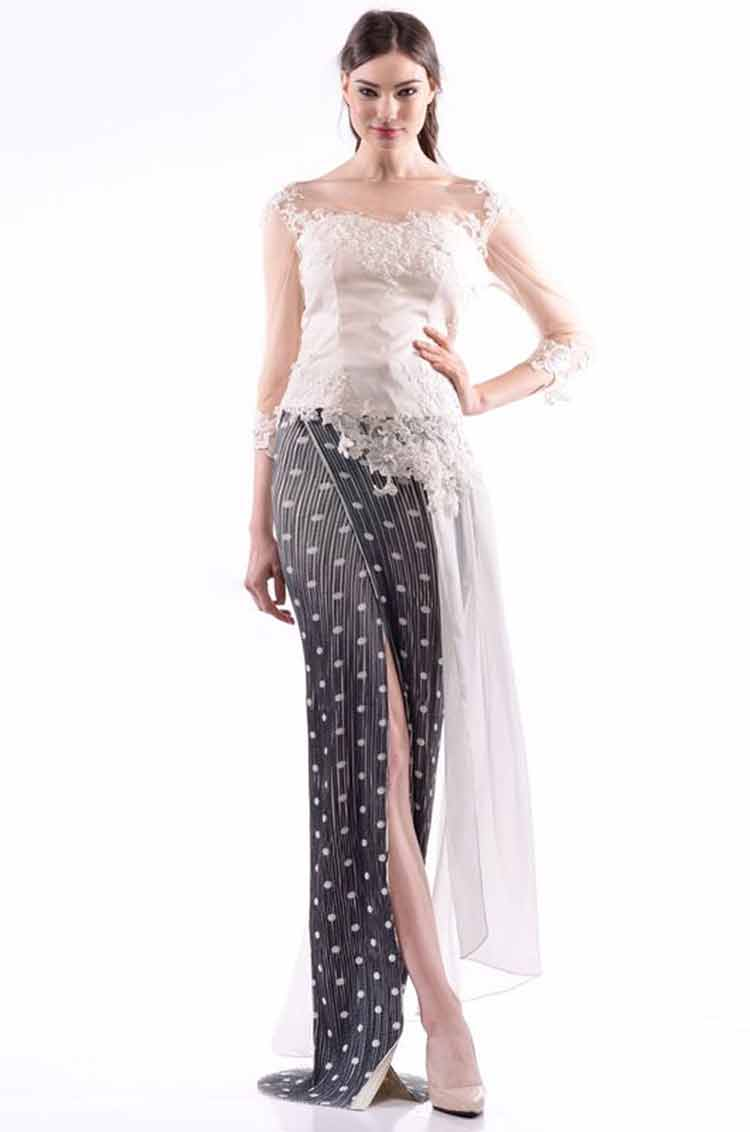 dress kebaya nikah