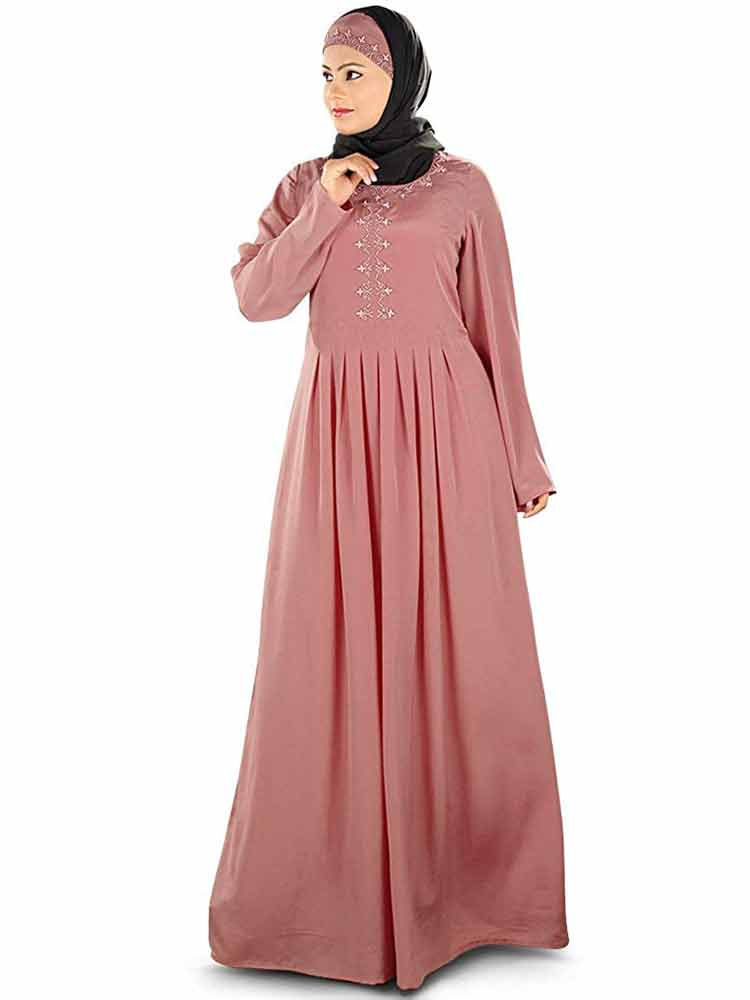 gamis polos couple