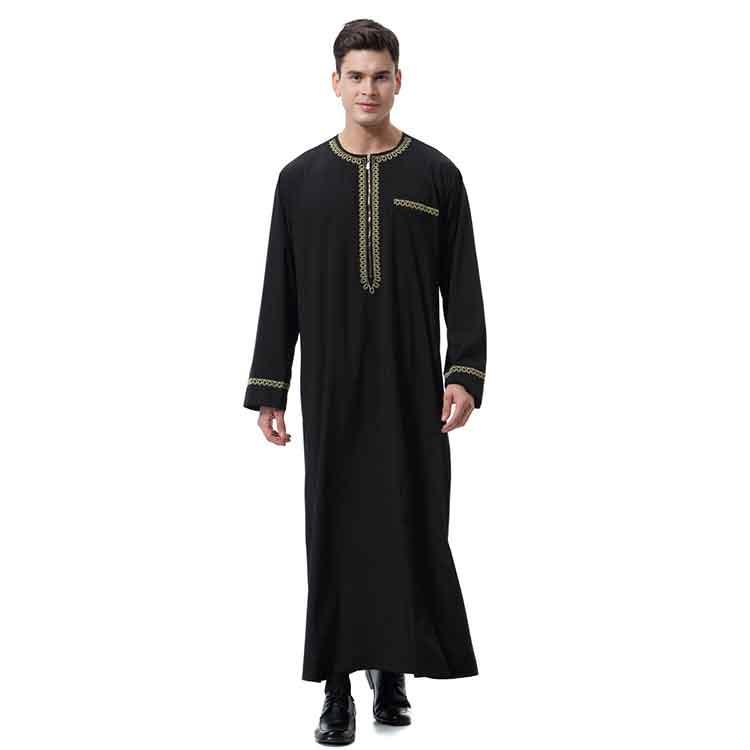 gamis pria islami