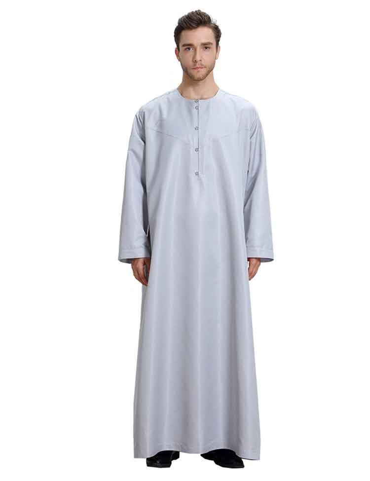 gamis pria arab saudi