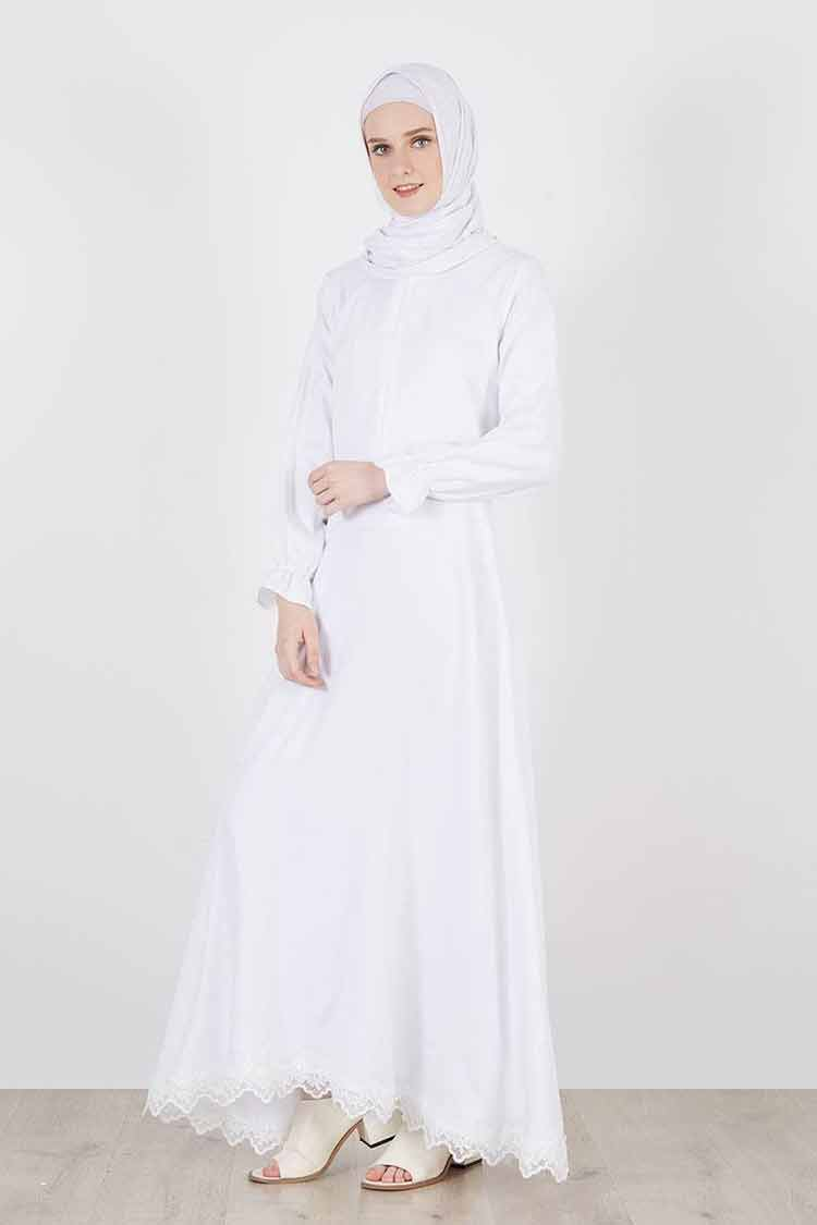 gamis syar'i jilbab panjang