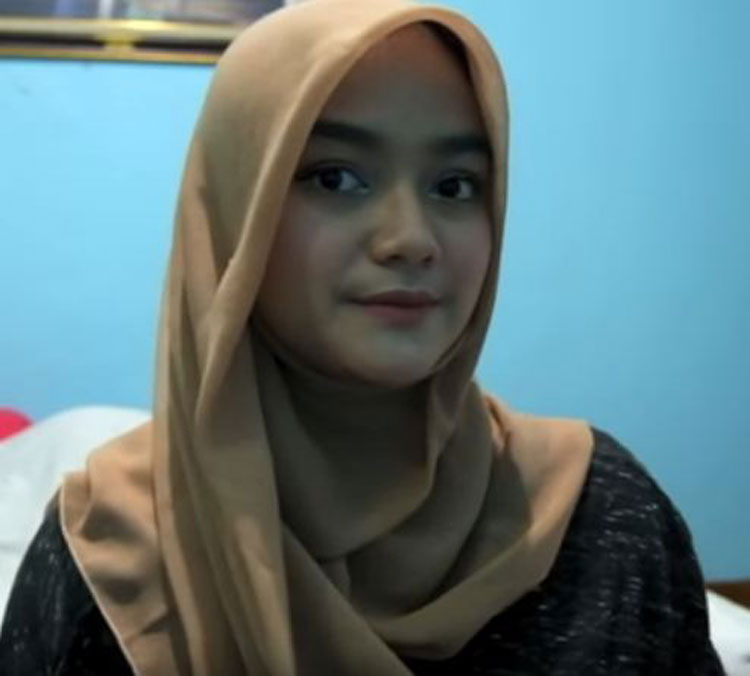 tutorial hijab ceruti simple