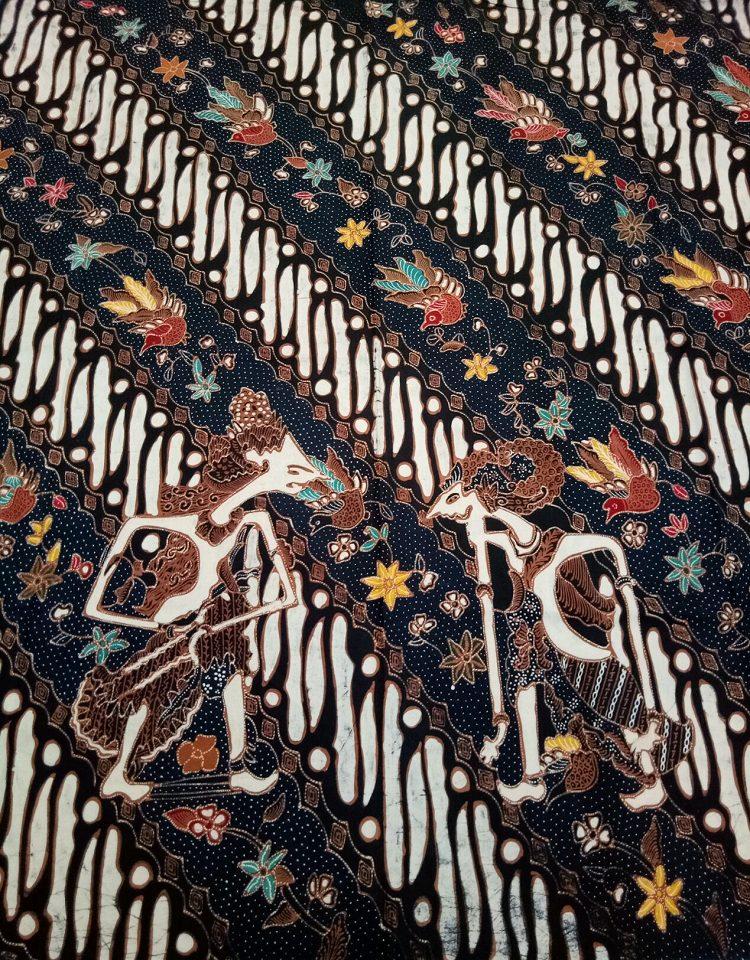 motif batik parang dari daerah