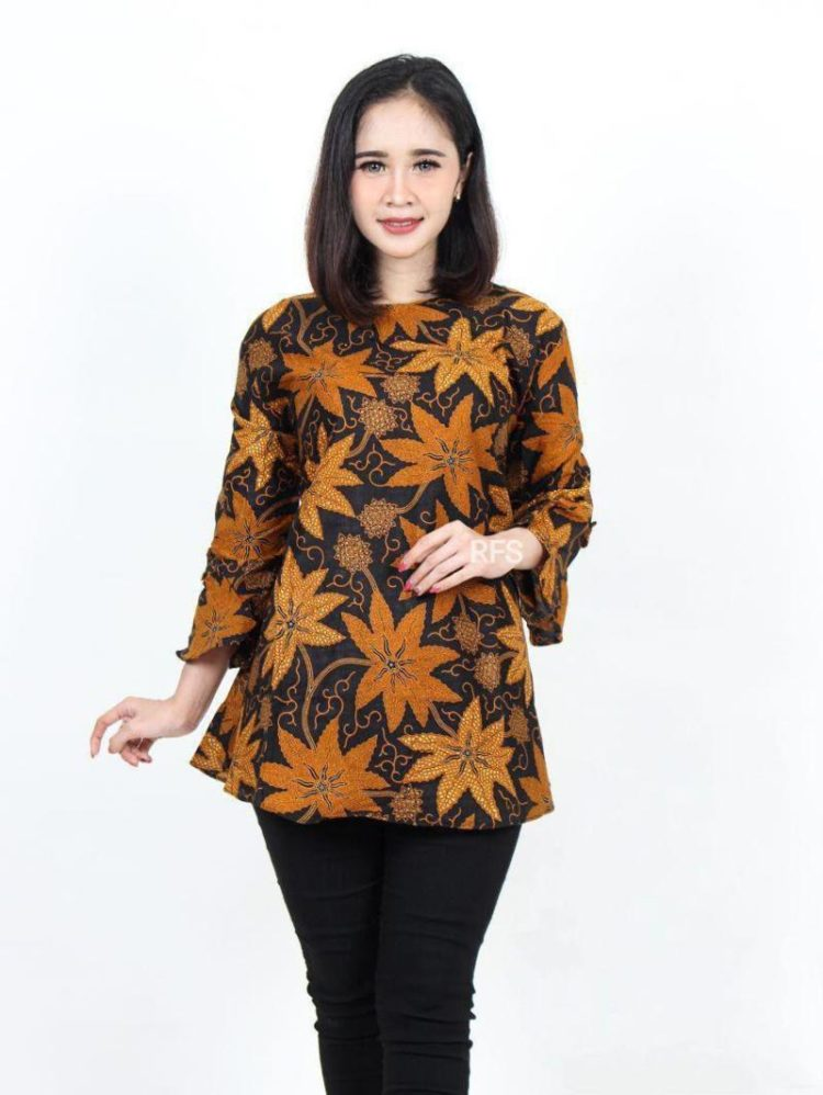 batik blouse for sale