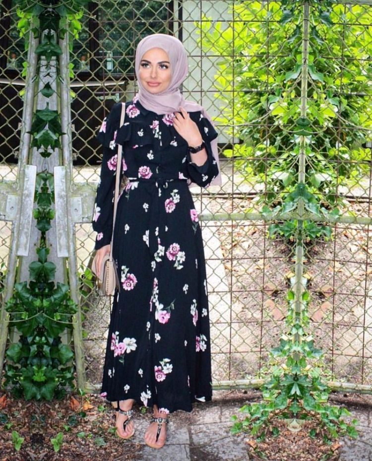 dress hijab formal
