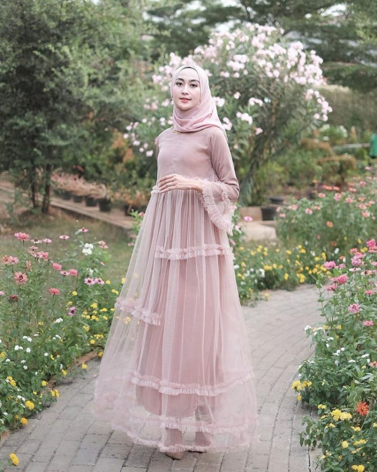 hijab evening dress pinterest