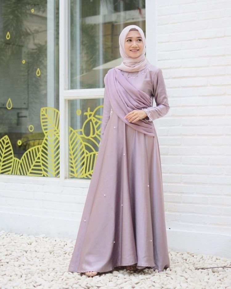 hijab dress designs 2018