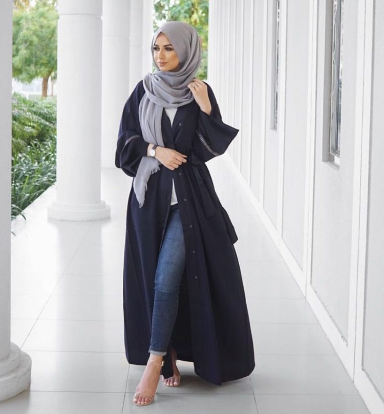 modern hijab fashion pinterest