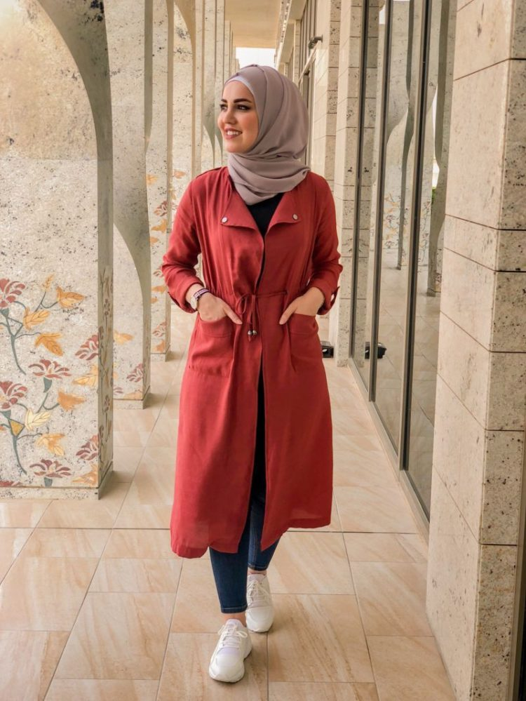 modern hijab fashion dress