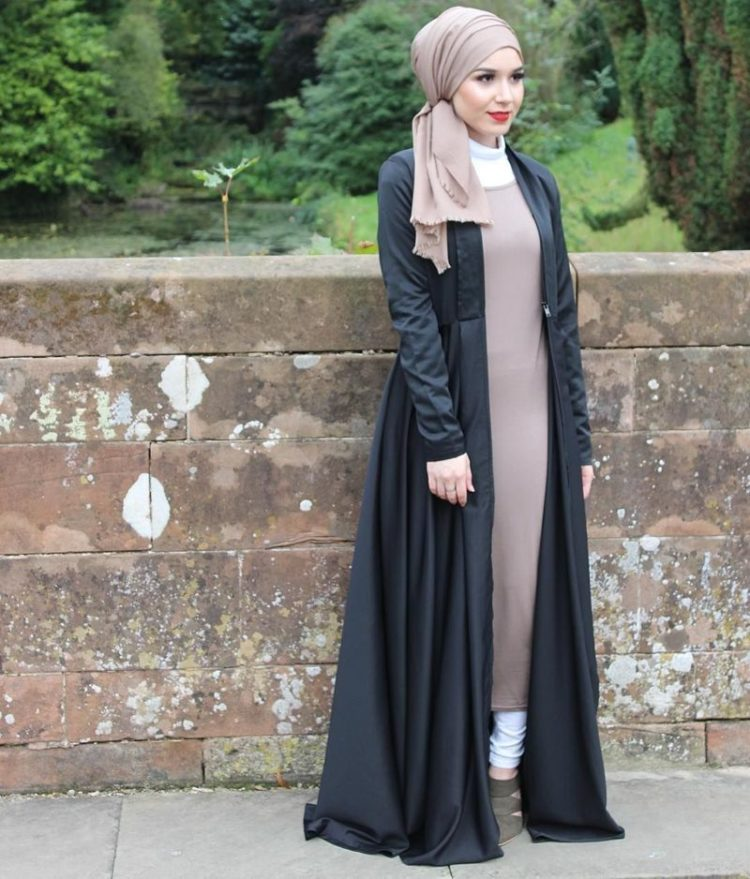 modern hijab dress styles