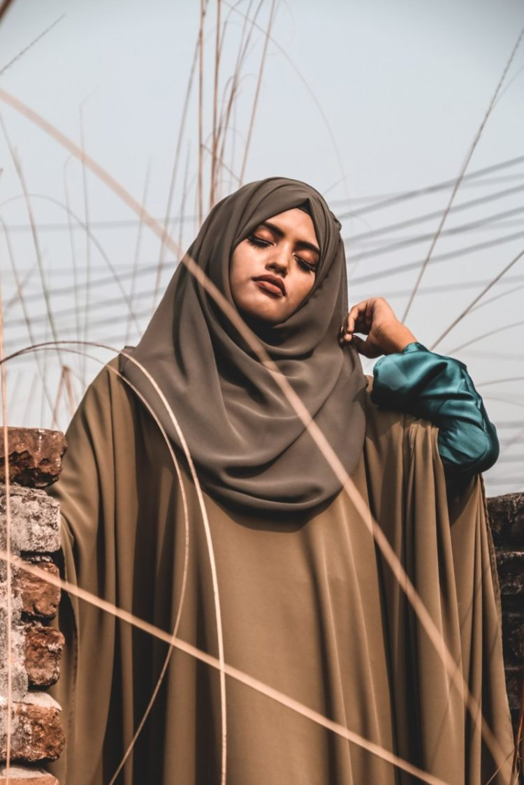 hijab traveller photography
