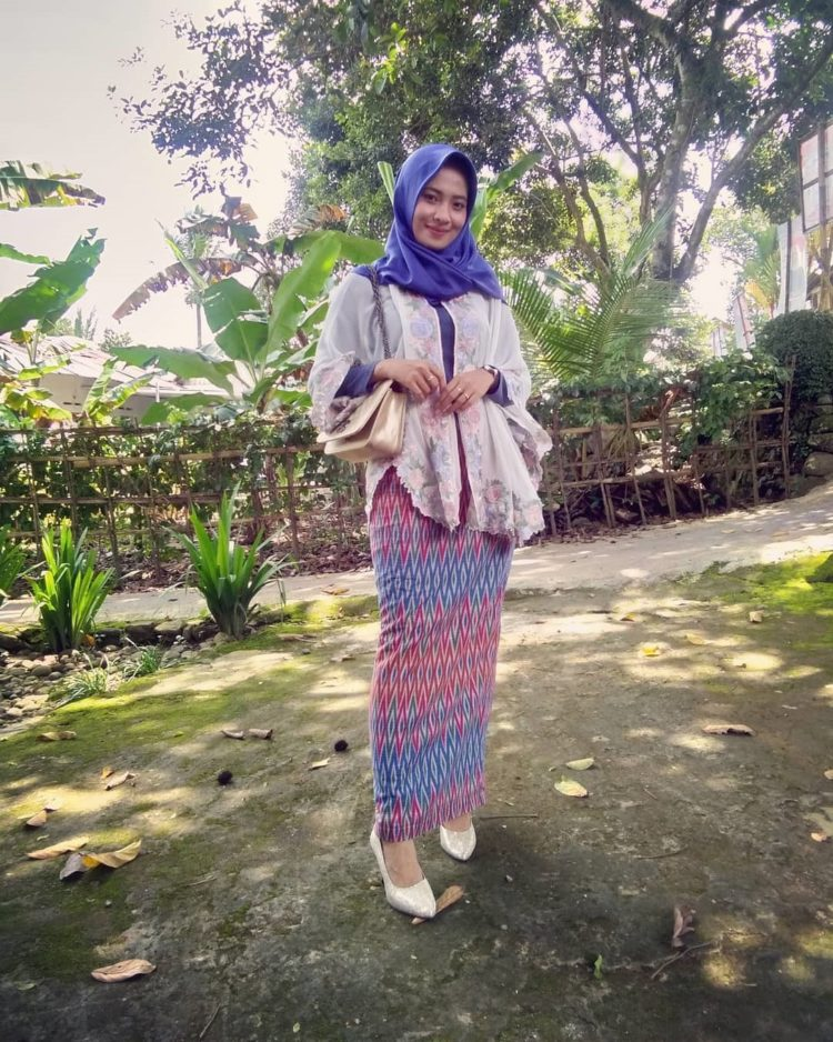 kebaya atasan dress