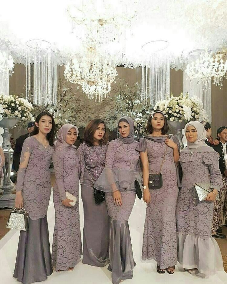 referensi kebaya bridesmaid