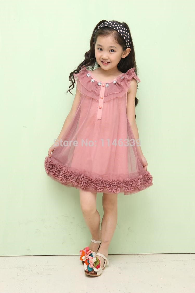 dress anak karakter frozen
