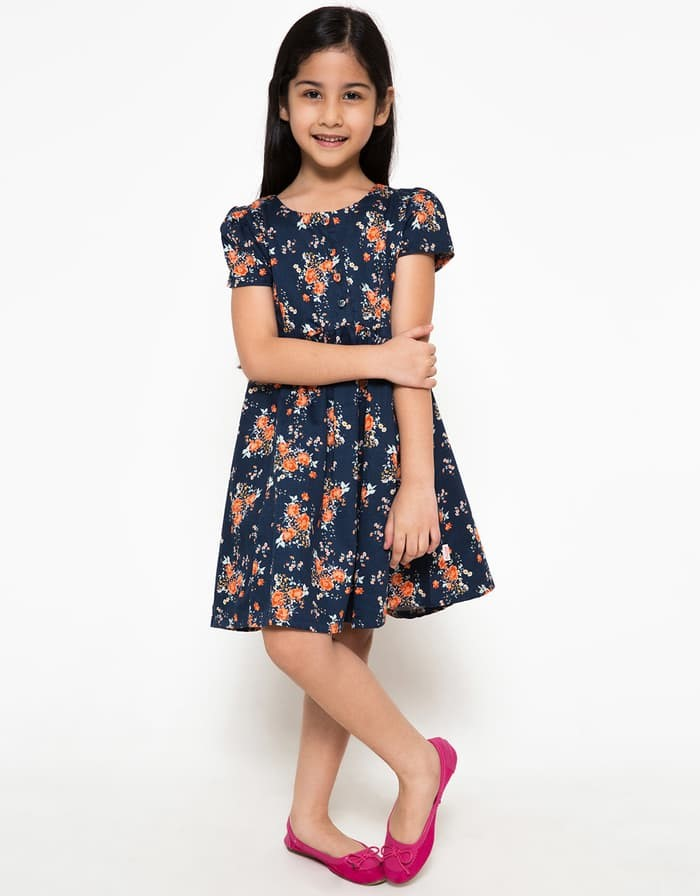 dress anak di shopee