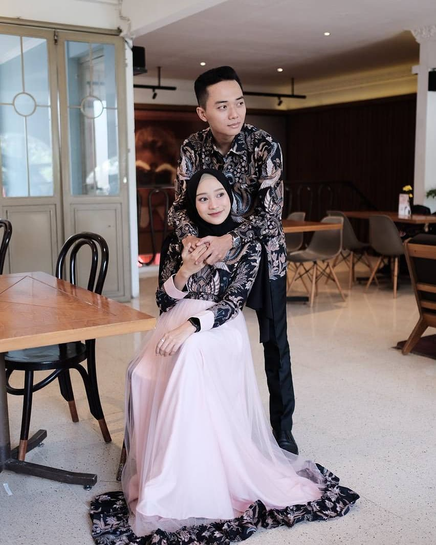 gamis couple paling laris
