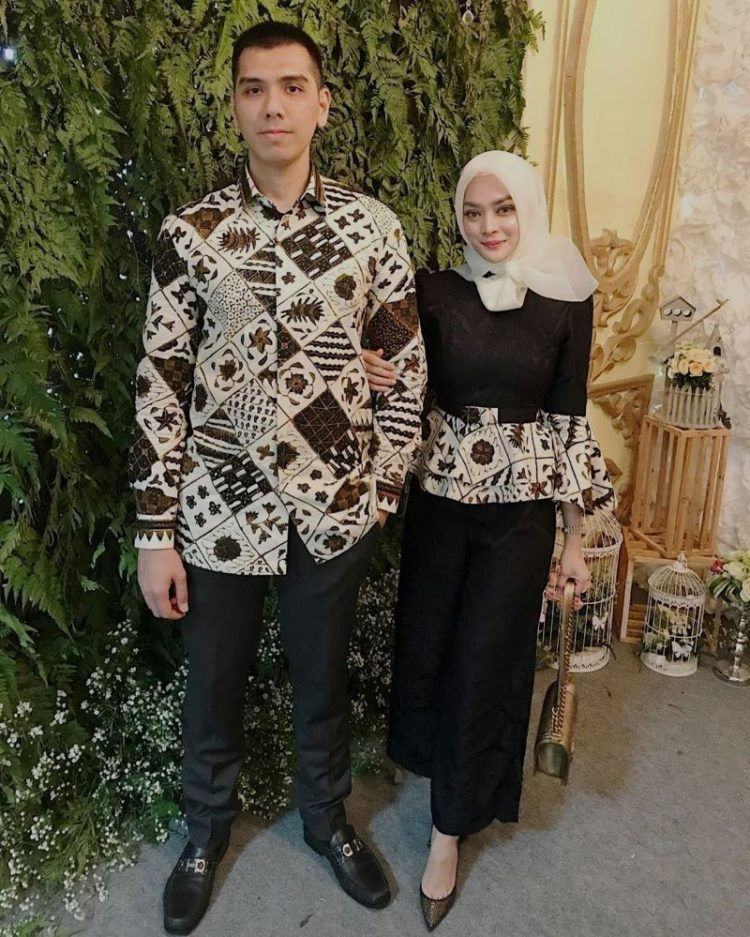 gamis gissel couple