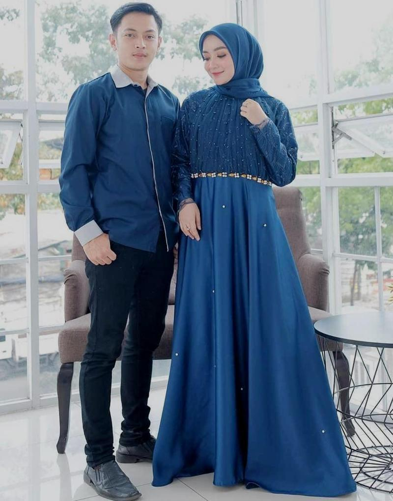 gamis couple family