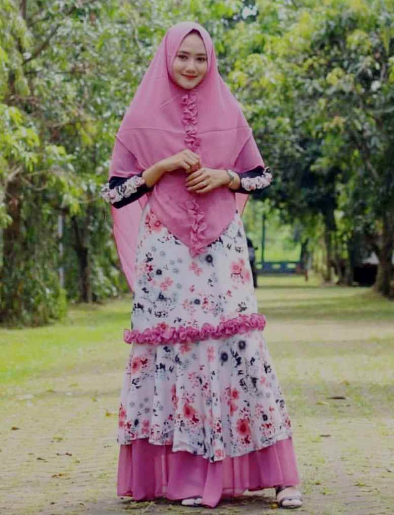 gamis jersey darby
