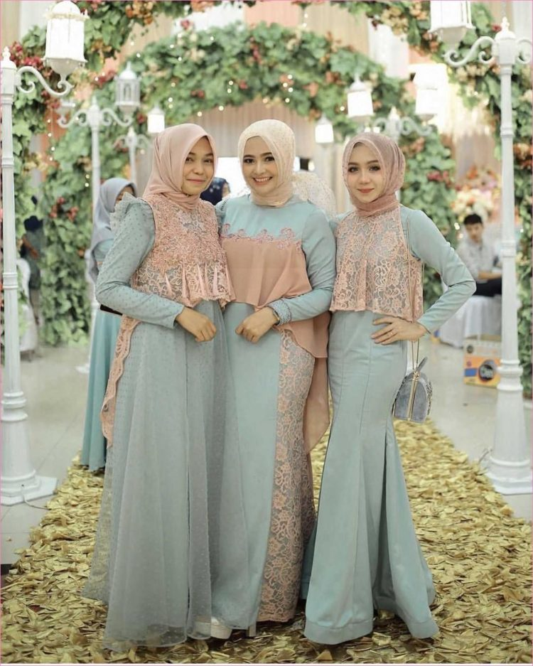 warna kebaya bridesmaid