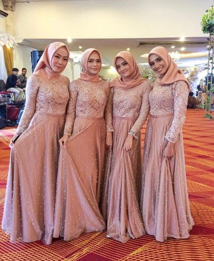 kebaya bridesmaid 2019