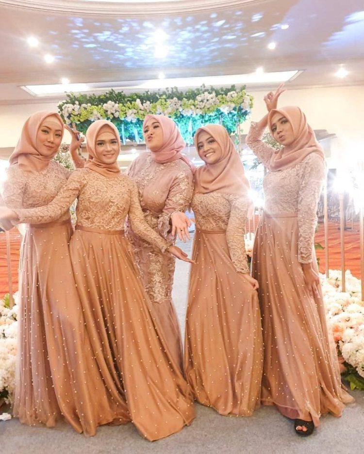 kebaya bridesmaid 2018
