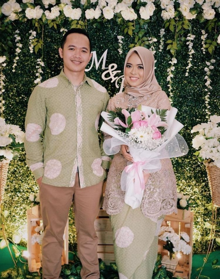 kebaya encim couple murah