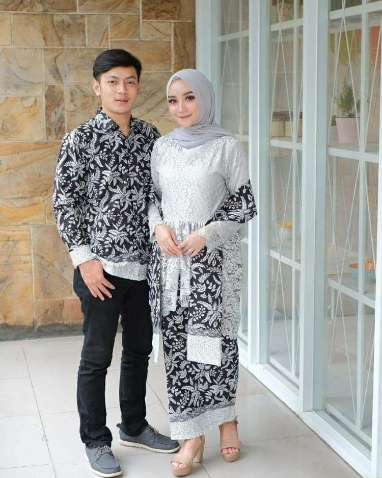 baju kebaya couple family