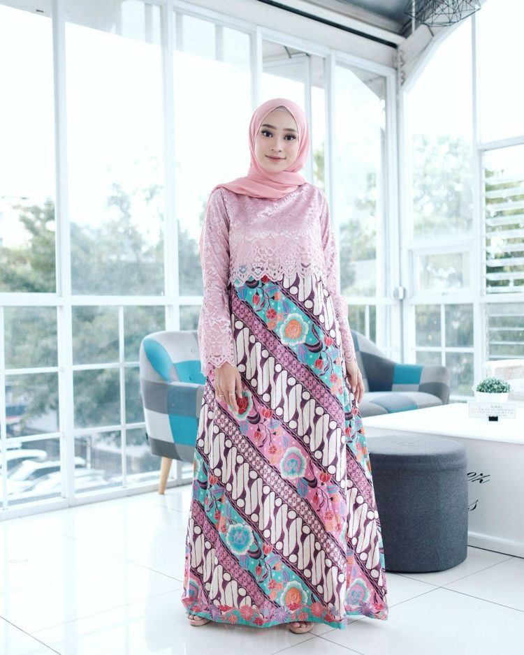 long dress for batik